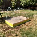 Backyard Recirculating Splash Pad
