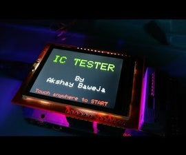 Smart IC Tester