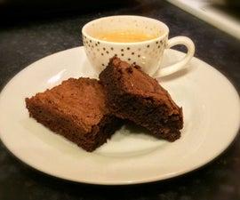 Super Indulgent Weekend Brownies