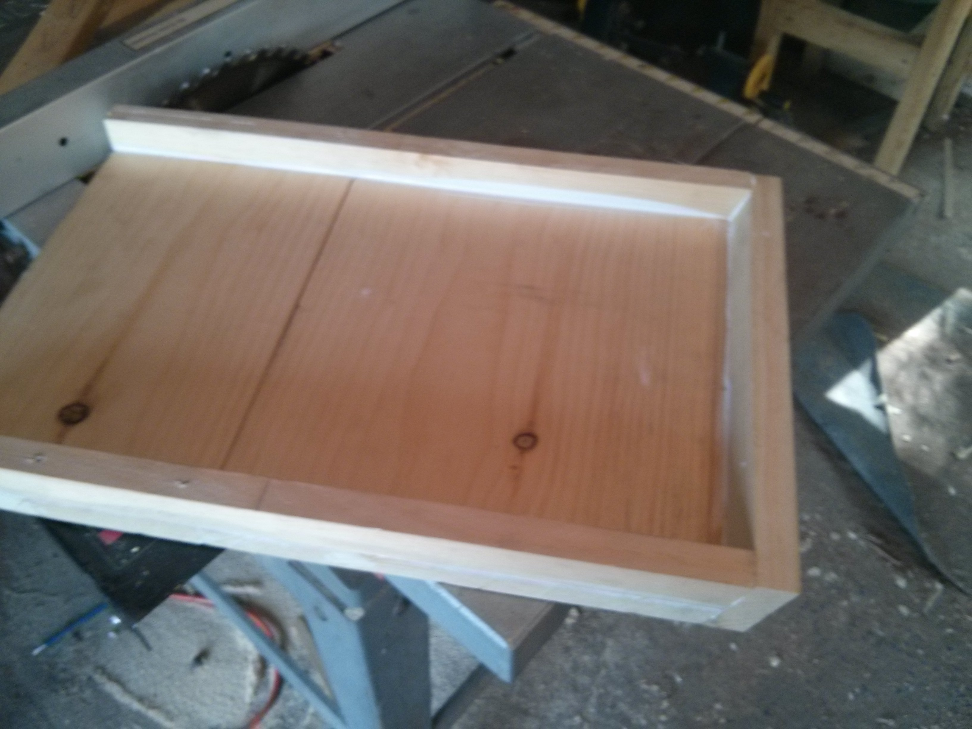 Picture of Attaching the Sides and Top