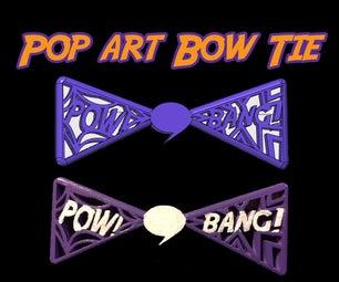 Pop Art Bowtie