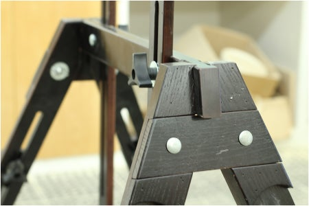 Portable and Adjustable Sawhorses