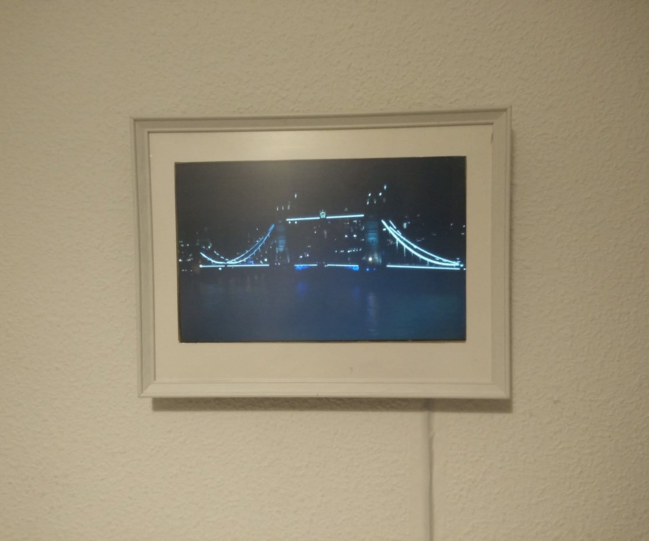 Live Picture Frame With Raspberry PI: 7 Steps (with Pictures)