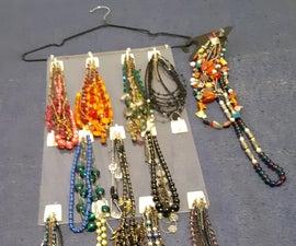 Extensible/modular Jewellery Hanger/rack