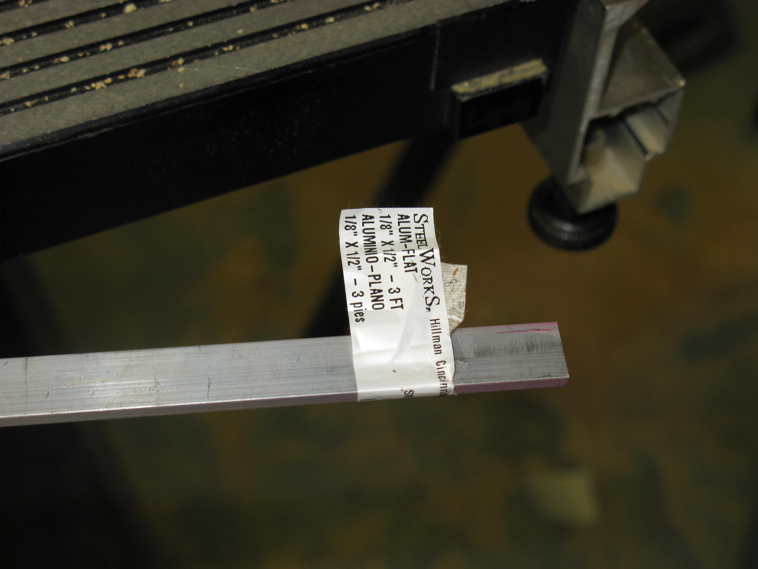 Picture of Making the Rocker Assembly