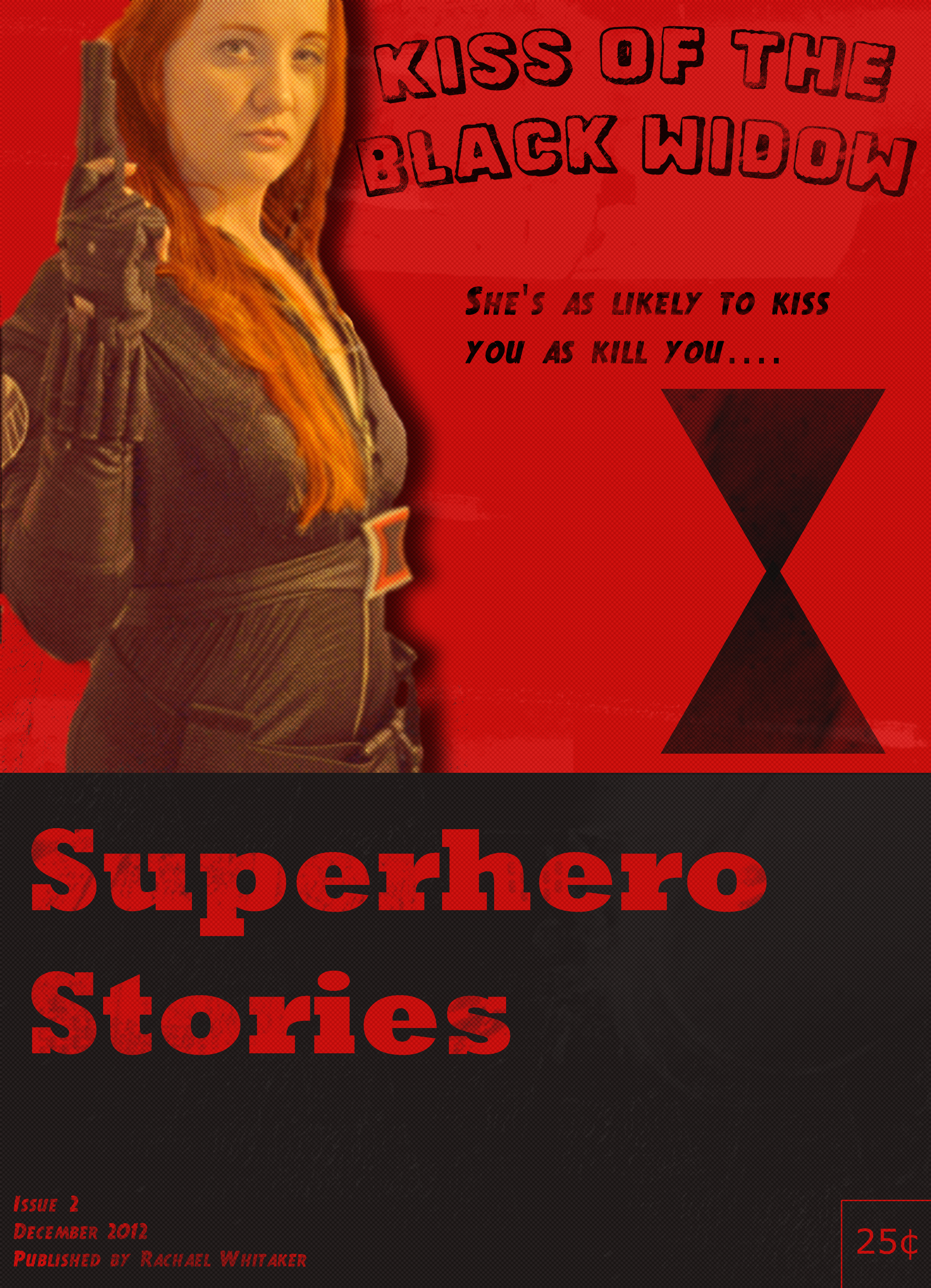 Picture of Make a Pulp Novel Cover/Retro Poster With Your Own Photos