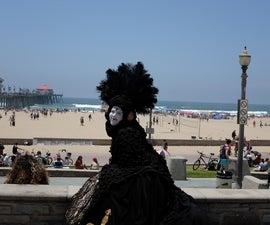 Queen Amidala Black Invasion Gown