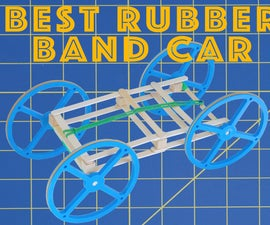The Best Rubber Band Car