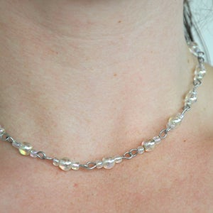 Simple Paperclip Necklace