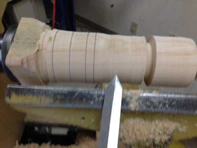 Finish Shaping the Piece