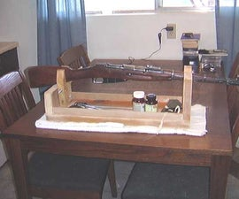 Cheap Rifle Cleaning Center