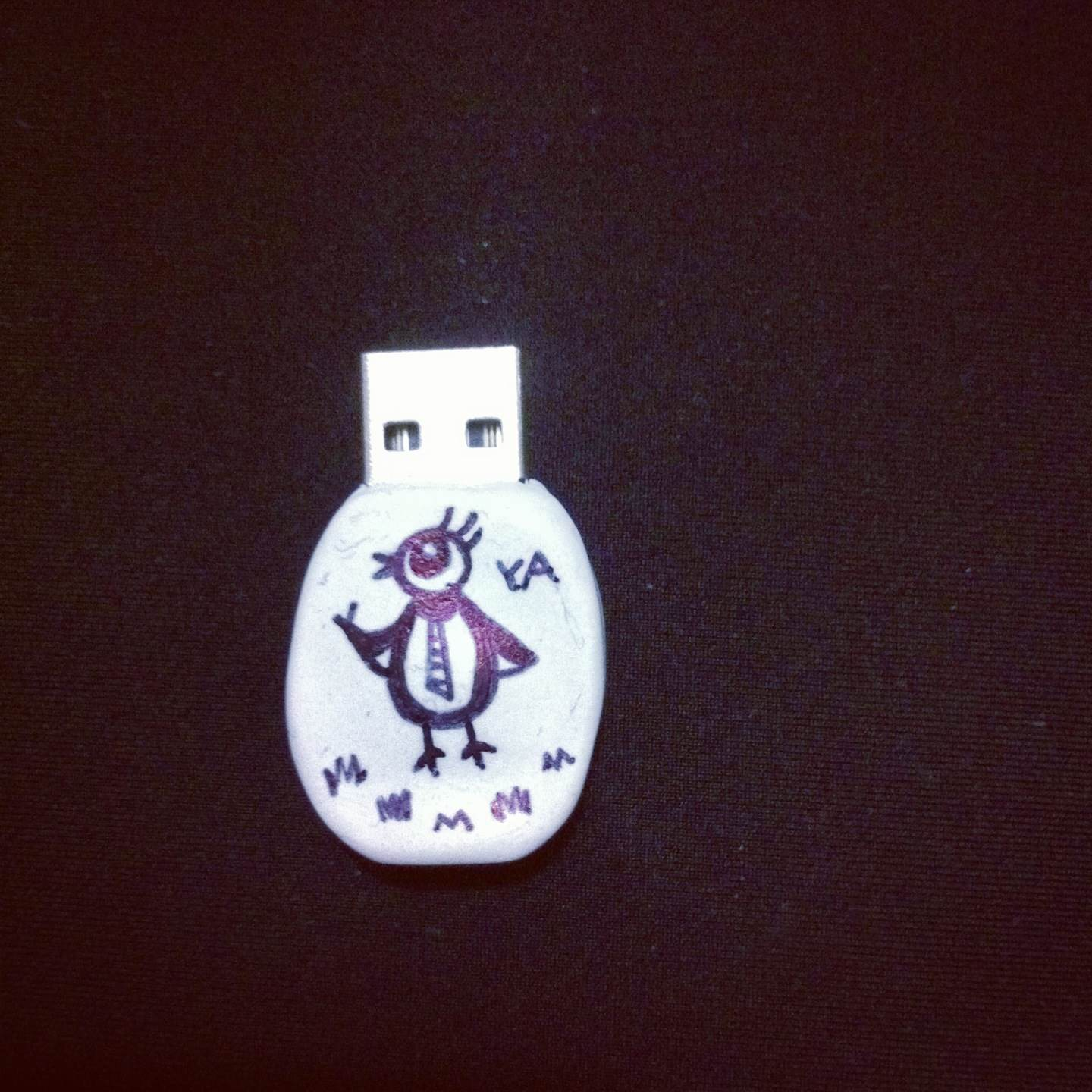 Picture of Sugru USB Drive