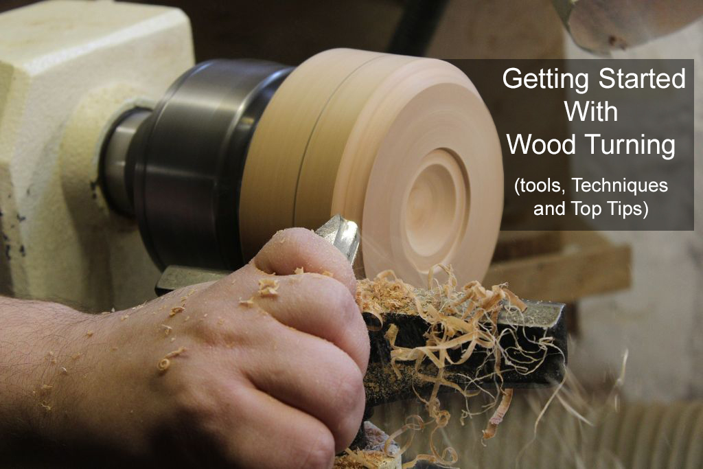 Picture of  Getting Started With Wood Turning. (tools, Techniques and Top Tips)