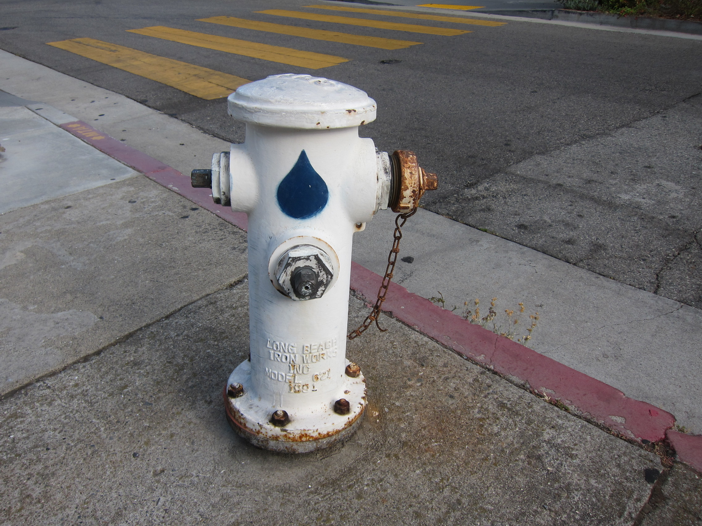 Picture of What Is the Blue Drop Hydrant Program