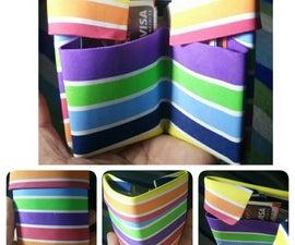 Fold-a-Wallet