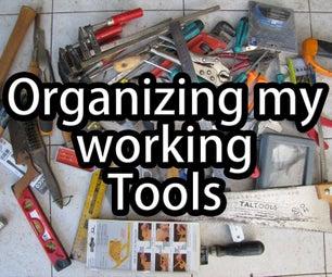 Tools Cabinet With Rolling Door