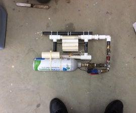 10 Shot PVC Air Cannon