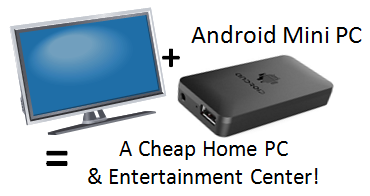 Picture of Watch TV Channels From Around the World for Free on Your Home TV and Turn Your TV Into a Cheap Home PC