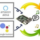 Talk With Alexa and Google Assistant Together in a Raspberry Pi