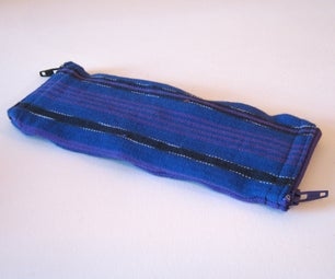 Double-Ended Pencil Case