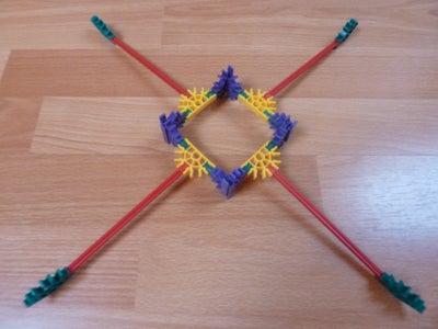 Flat Cross-Tie Spiral