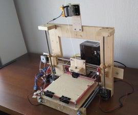 DIY 3D Printer: How to Make a 3D Printer That Anyone Can Do