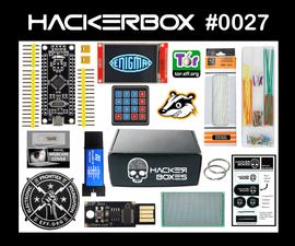 HackerBox 0027: Cypherpunk