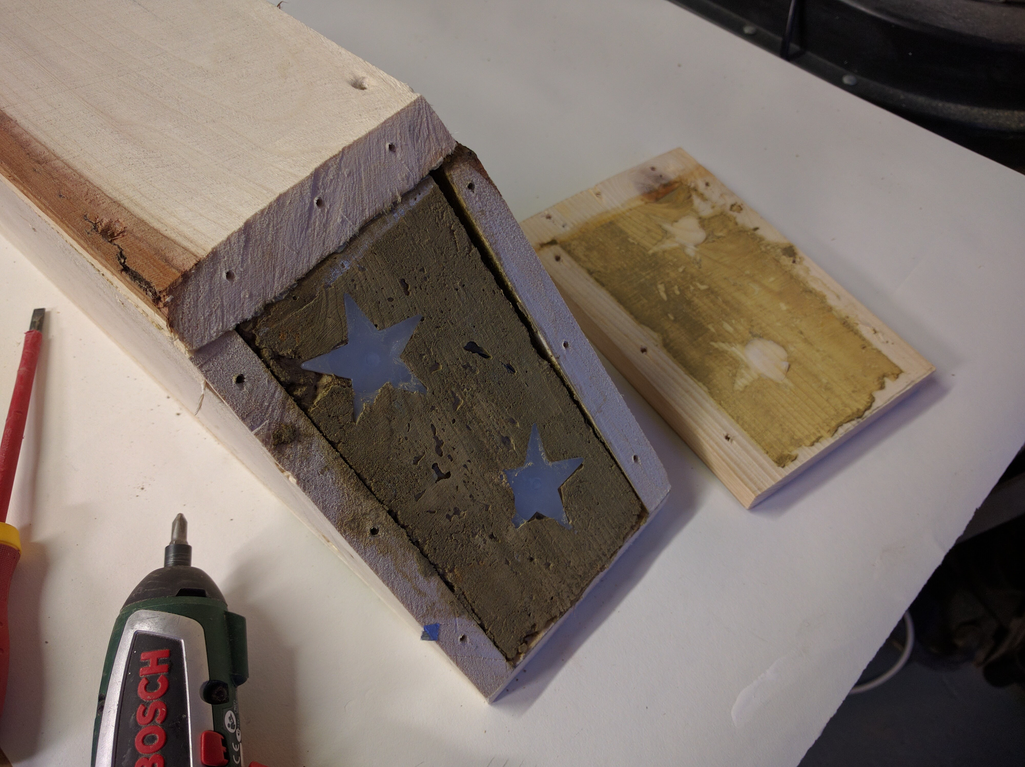 Picture of Releasing the Mould