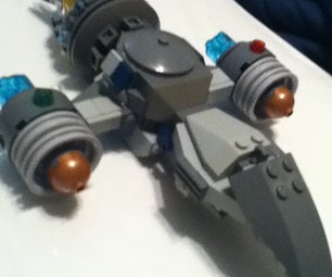 How to Build a Lego Serenity