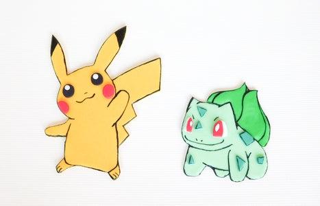 Fondant Pokemon