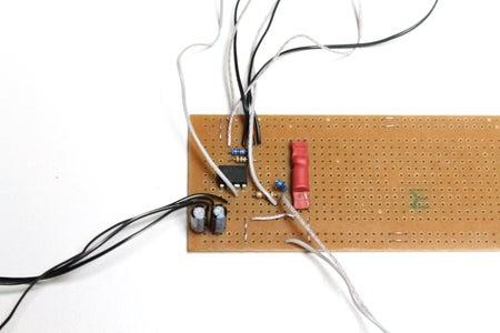 1st Circuit - LED Flasher