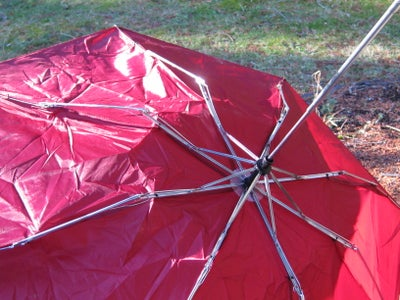 Step 2: Turn Umbrella Inside-Out