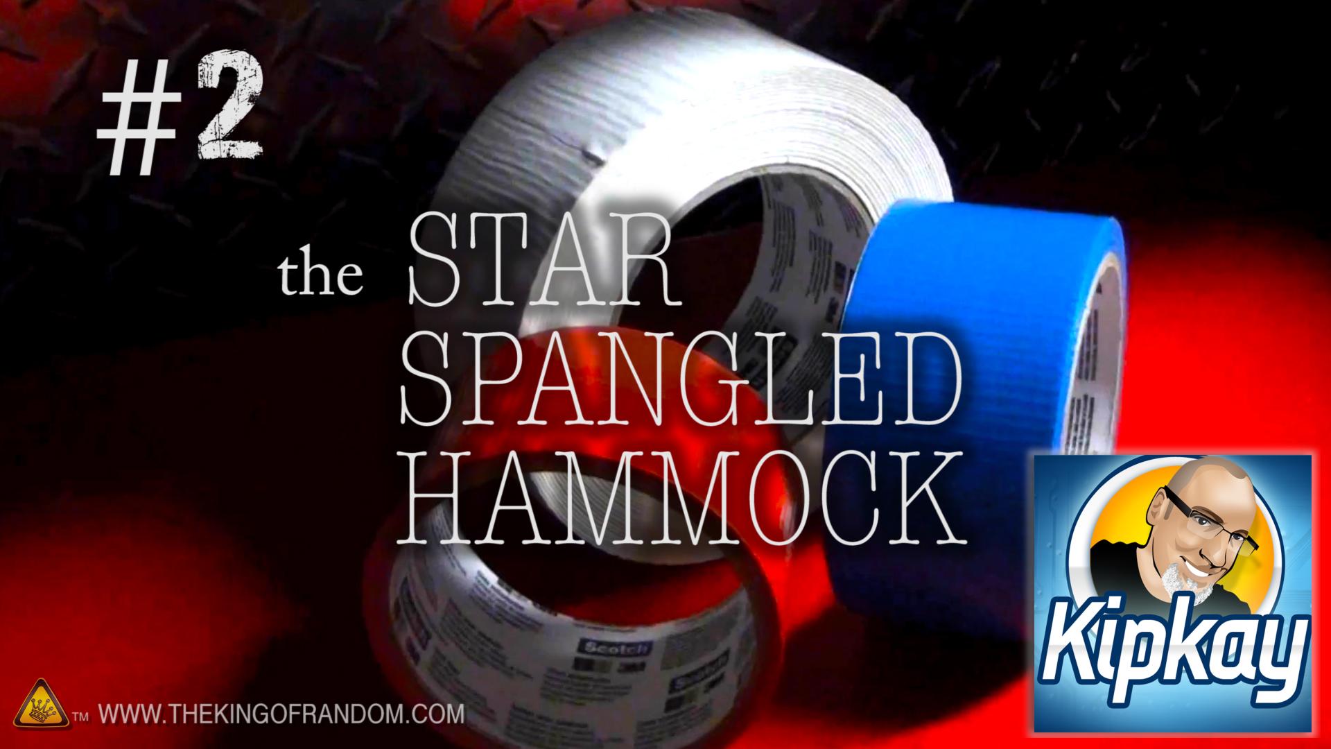 Picture of Star Spangled Hammock - Kipkay
