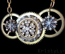 GlamPunk Necklace