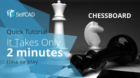 How to Design Ready to Print Chessboard in Under 2 Minutes