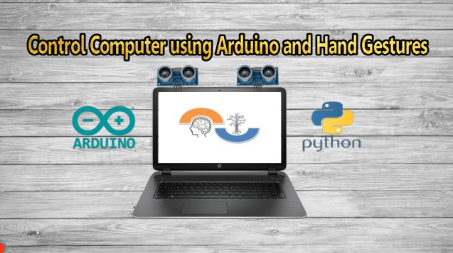 Picture of Amazing Control Computer Using Hand Motion and Arduino