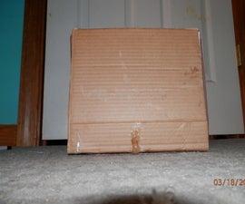 Hiding Place Puzzle Box