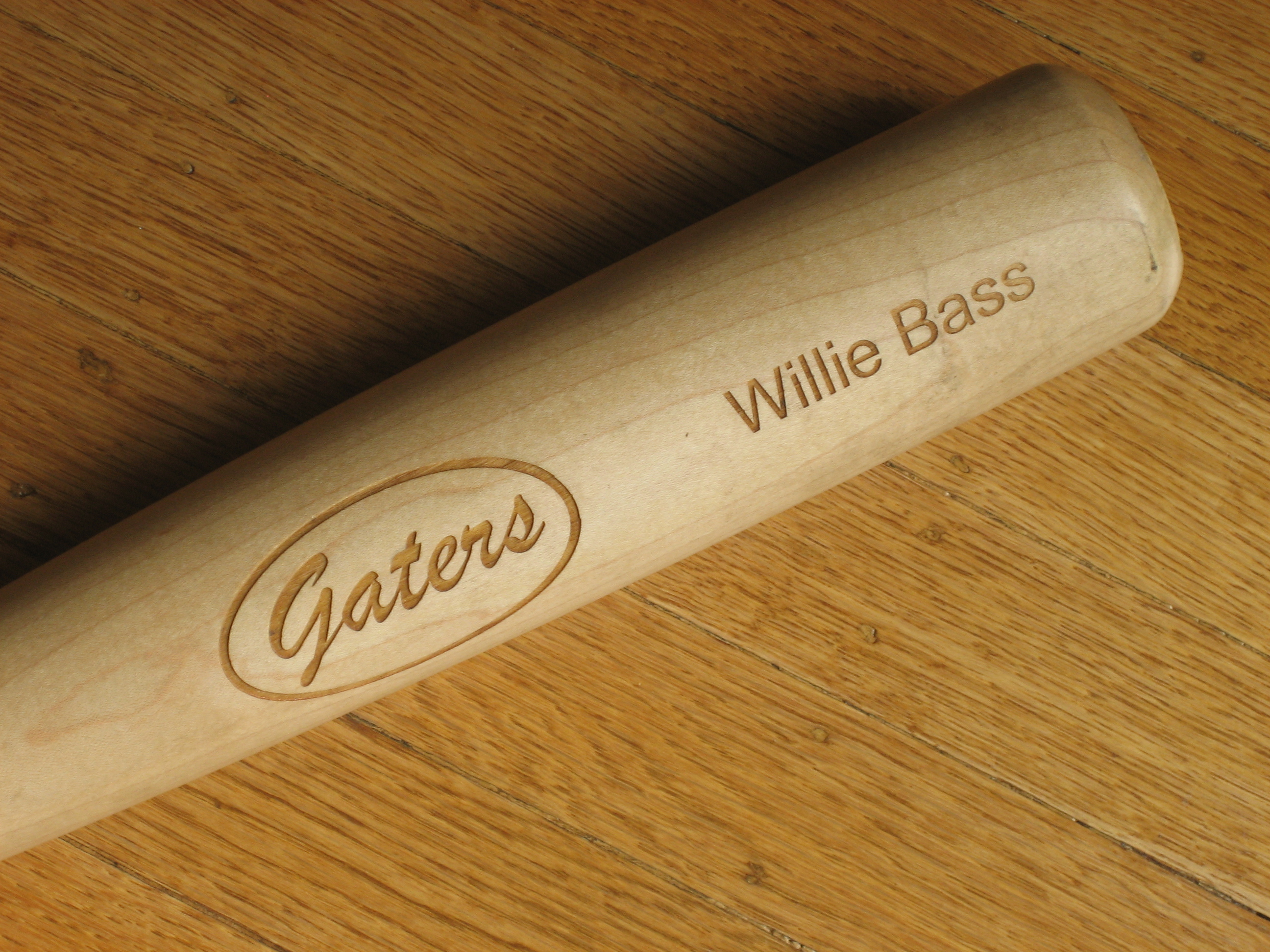 Turning a Baseball Bat: 15 Steps (with Pictures)