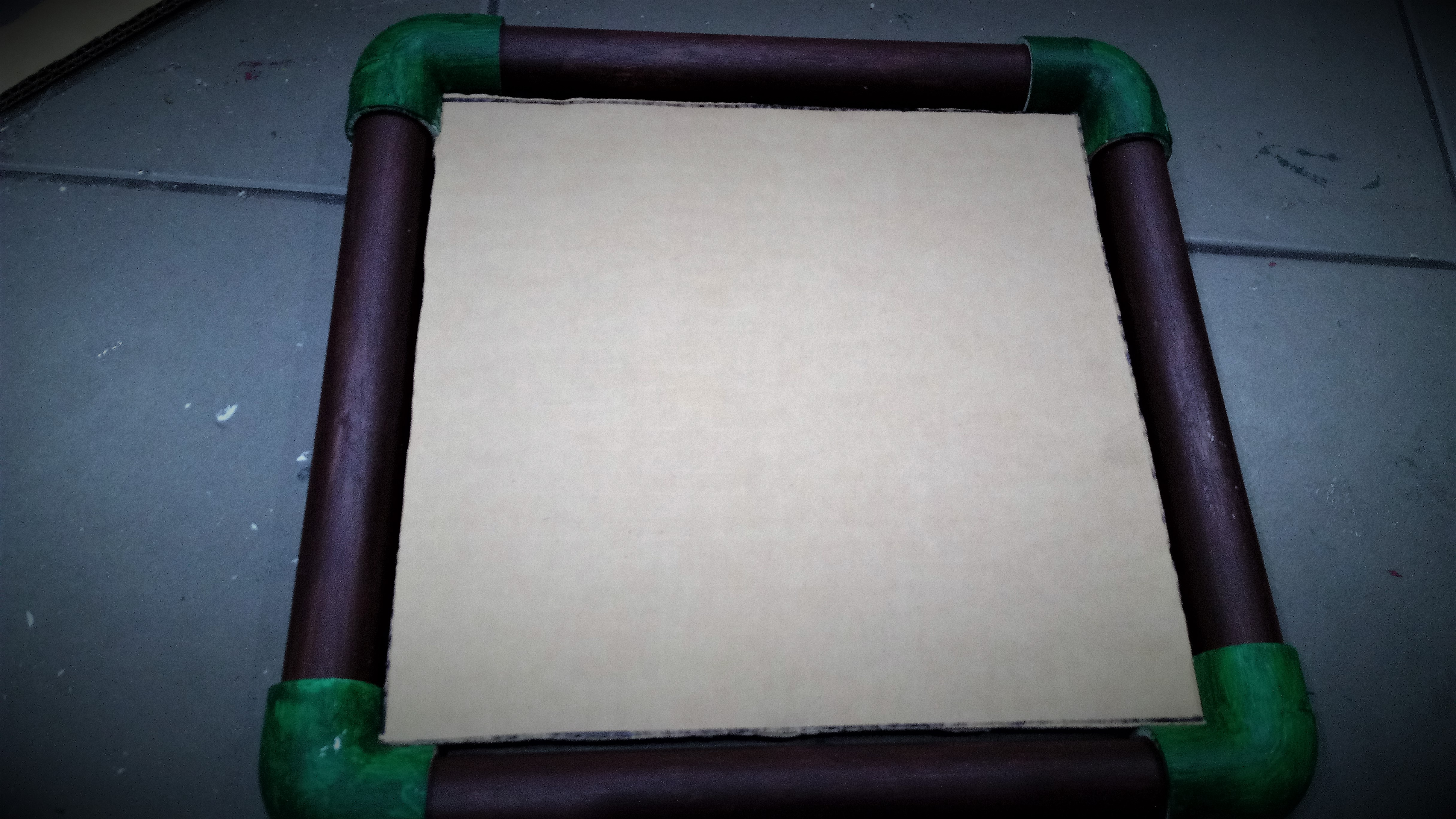 Picture of Chess Board Frame Cutting and Measuring