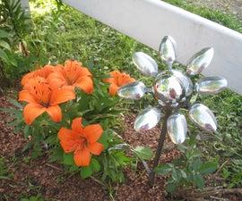 Weld a Spoon Flower!