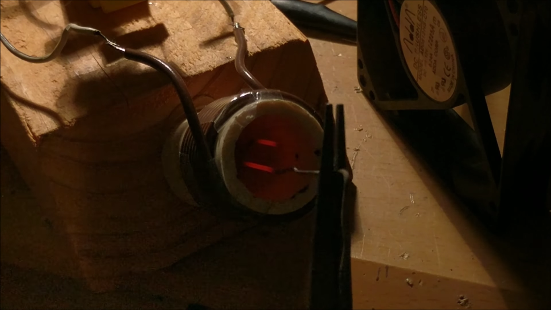 Picture of Testing Your Induction Heater