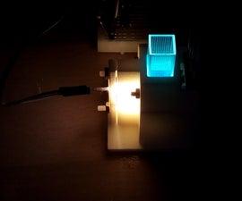 A DIY Six-Color Transmitted-Light Spectrophotometer