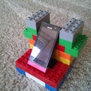Phone/Tablet LEGO duplo stand