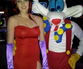 My EPIC Roger Rabbit Costume!!!