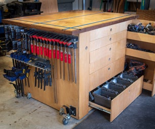 T-Track Assembly Table / Workbench