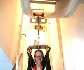 Disabled Hoist Lift