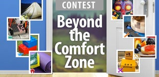 Beyond the Comfort Zone Contest