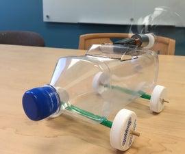 Electric Bottle Car