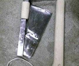Foldable ax