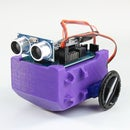 LittleBot Budget: Simple Arduino Robot V2